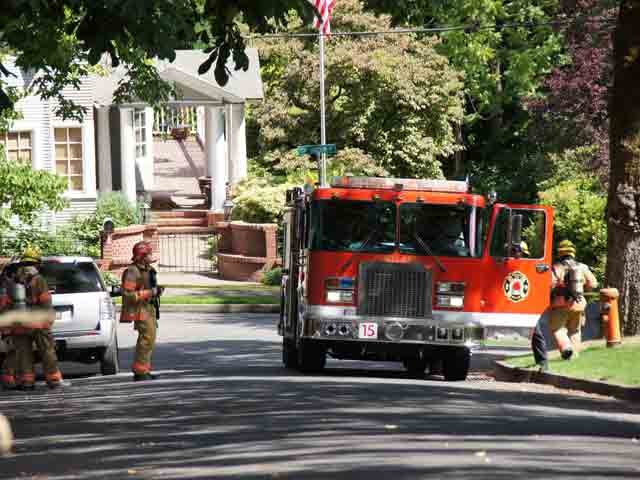 Photo courtesy Portland Fire & Rescue