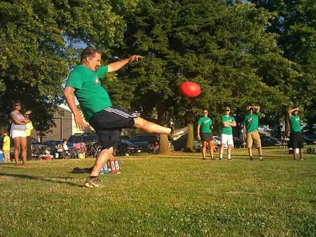 Photo courtesy Recesstime Sports