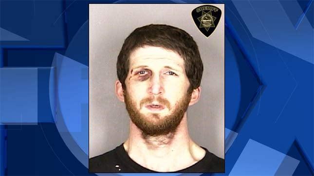 Noah Daniel VanDeventer, jail booking photo