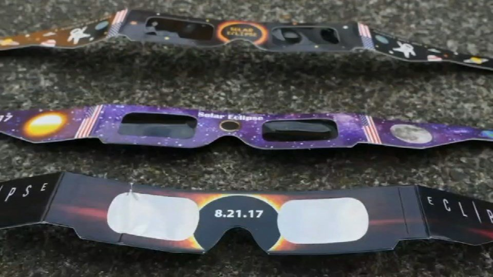 Fort Vancouver trying to give second life to eclipse glasses - FOX 8 WVUE New Orleans News ...