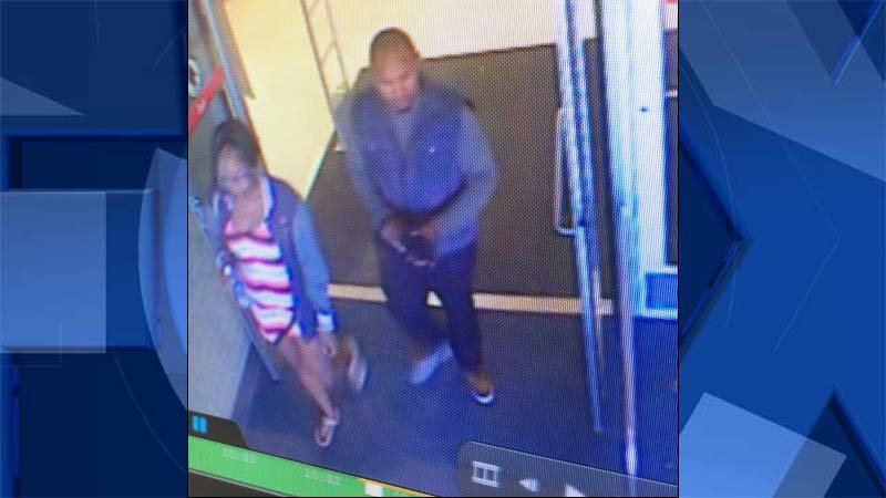 Surveillance image of theft suspects released by Beaverton Police Department.