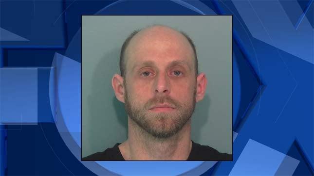 Charley Leroy Cavilee, jail booking photo