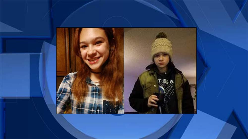 Annieka Vaughan (Photos released by Washington County Sheriff's Office)