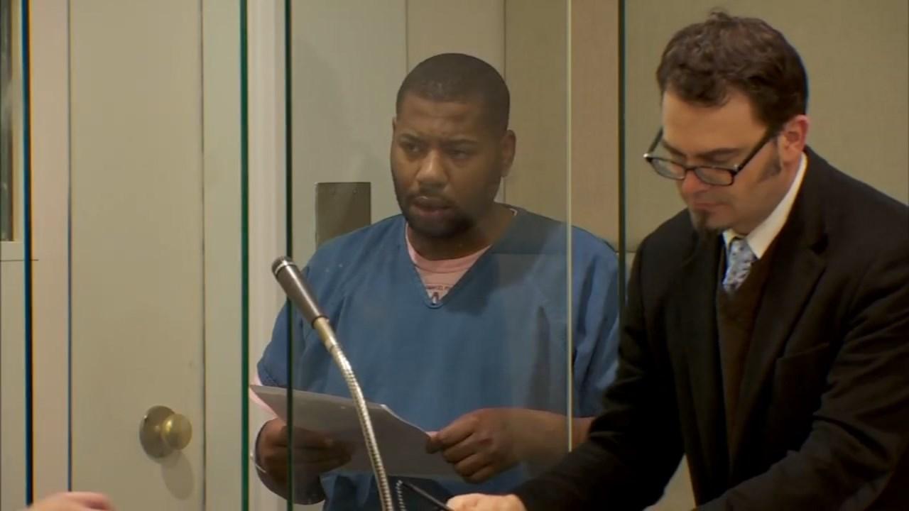 Willie Lee Harris Jr. in court in 2016 (KPTV file image)