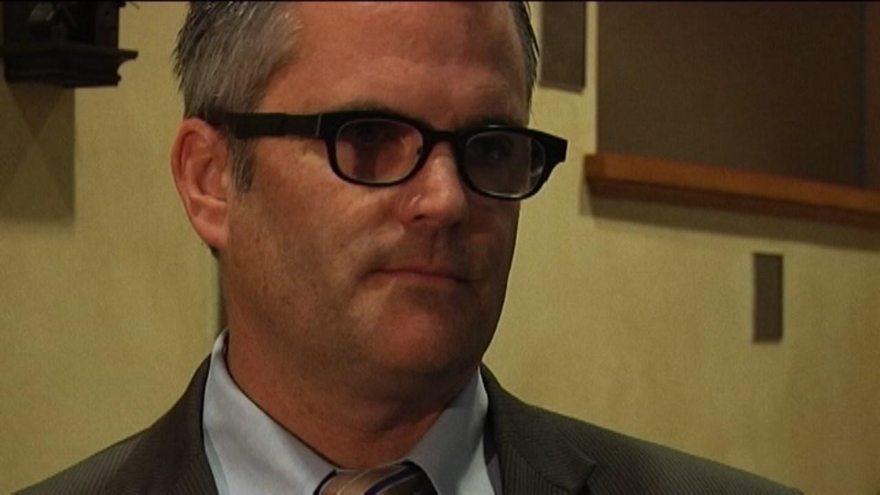 Former Portland Mayor Sam Adams (KPTV file image)