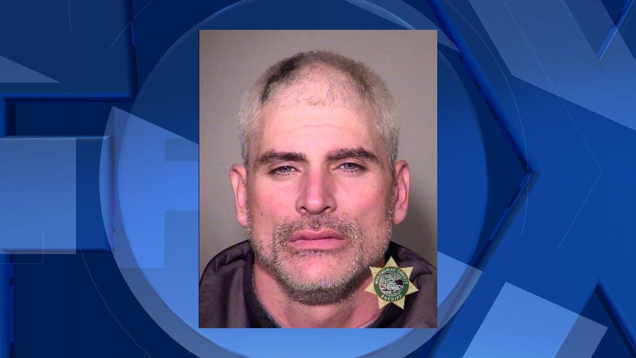 Jeffrey C. Lane, jail booking photo