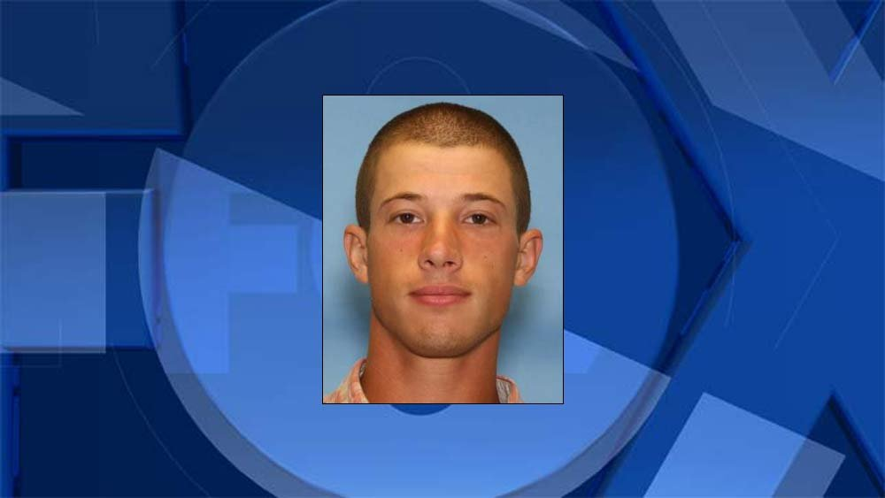 Zachary Petersen, photo released by Washington County Sheriff's Office