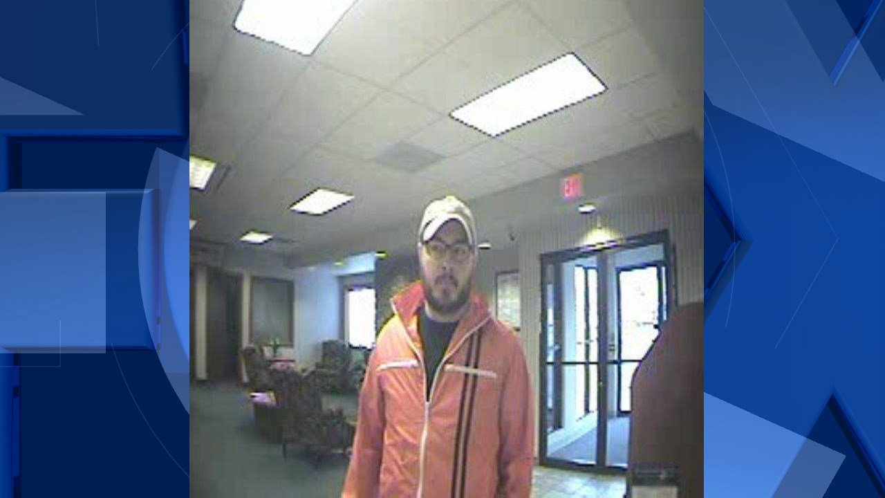Surveillance photo of suspect, courtesy LPD