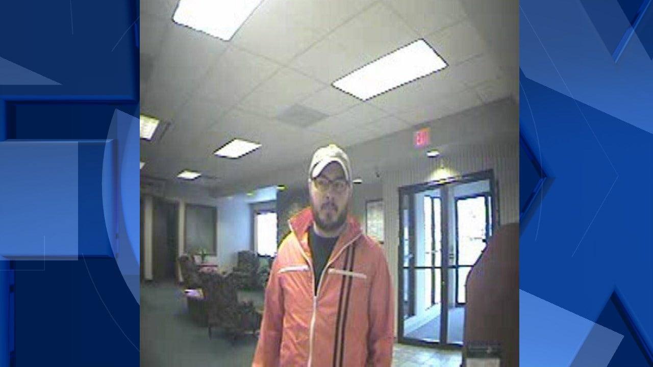 Surveillance photo of suspect, courtesy LPD