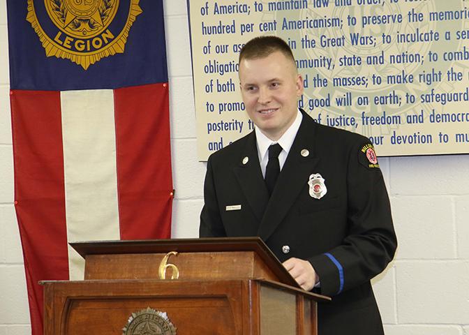 Ryan Grimaldi (Courtesy: Hillsboro Fire and Rescue)