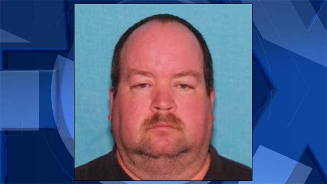 John David Bowe, jail booking photo