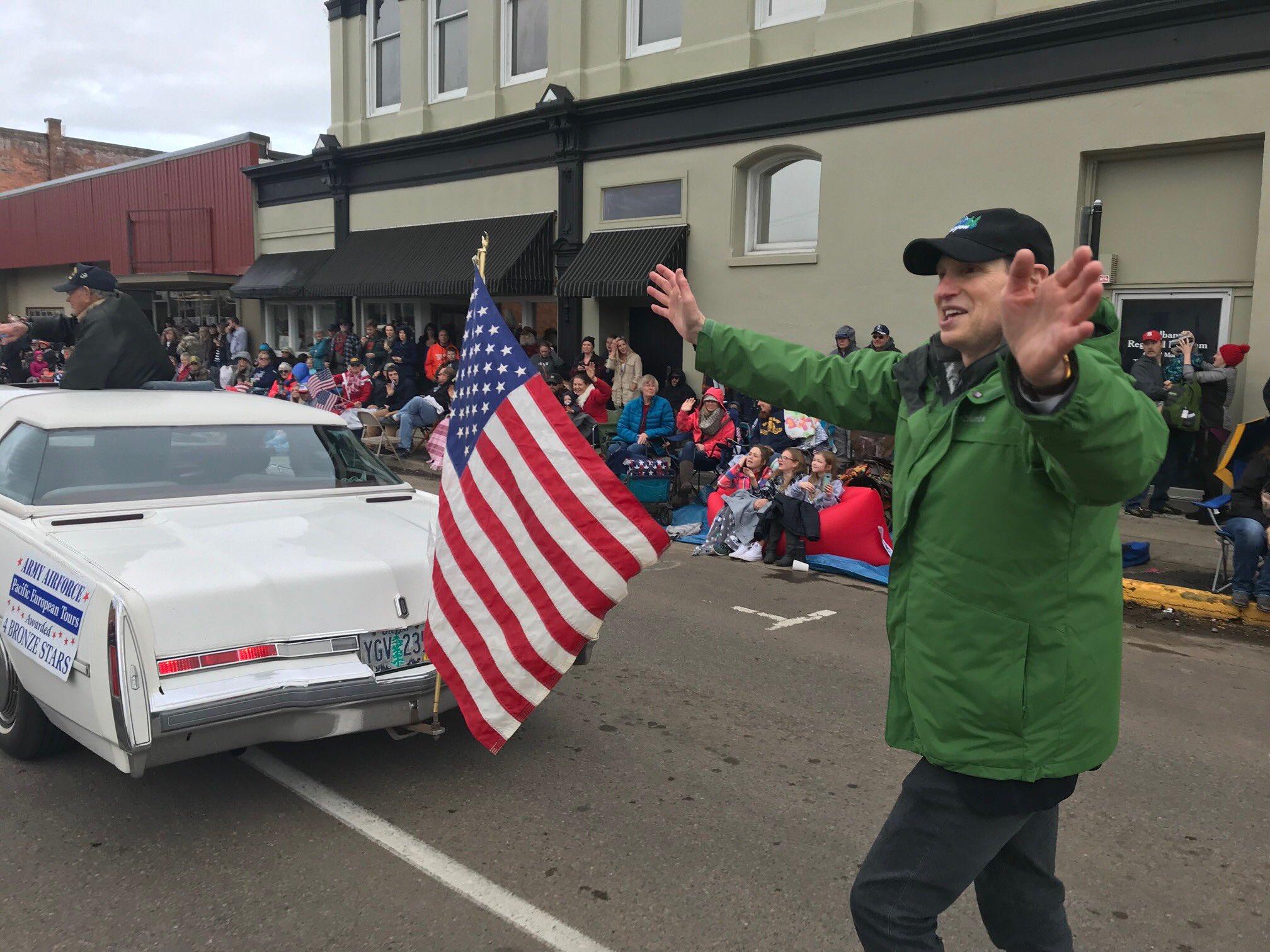 Albany parade