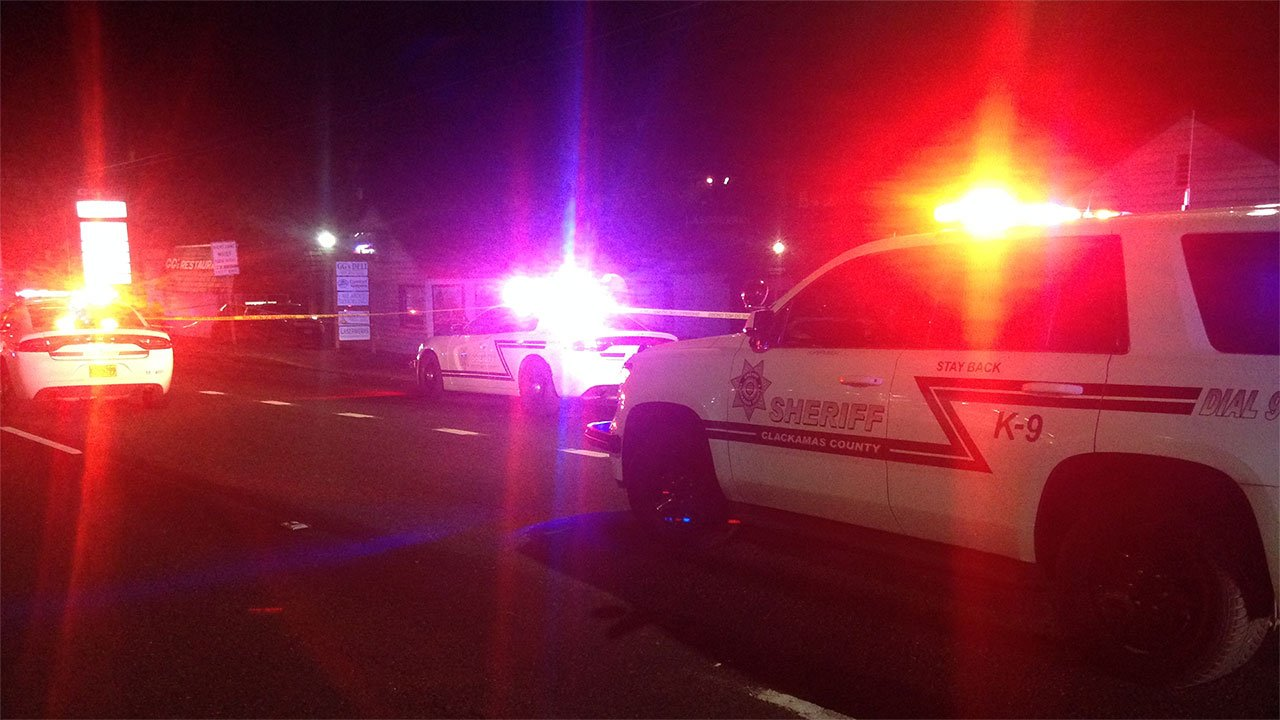 Witnesses told deputies with the Clackamas County Sheriff's Office that an argument escalated Saturday evening, leading to a 39-year-old Gresham man being shot and killed. (Clackamas Co. Sheriff's Office)