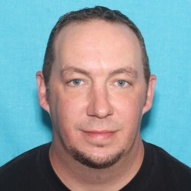 Terry Richard McKee, 39, of Gresham (Clackamas Co. Sheriff's Office)