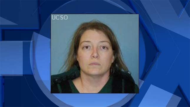 Roxy Brook Pridgen, jail booking photo