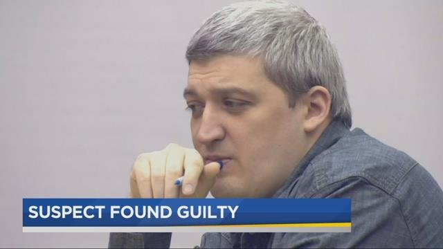 Jury convicts Brent Luyster of murder for shooting, killing three people in Woodland