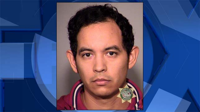 Juan Carlos Ramon, jail booking photo