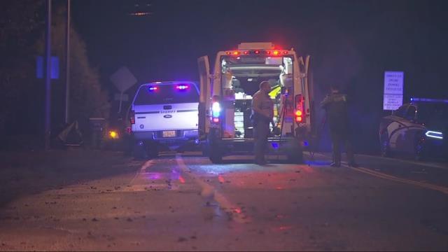 Pedestrian struck, killed by vehicle in Wilsonville