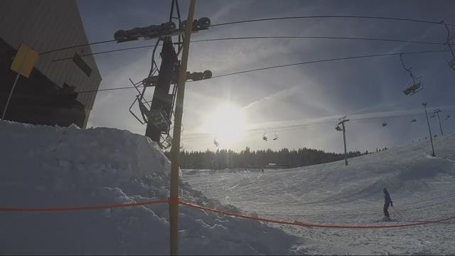 Early season snow prompts more ski area openings in Oregon