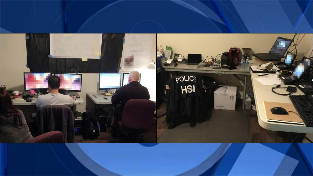 Operation Kidsafe photos released by Clackamas County Sheriff's Office.