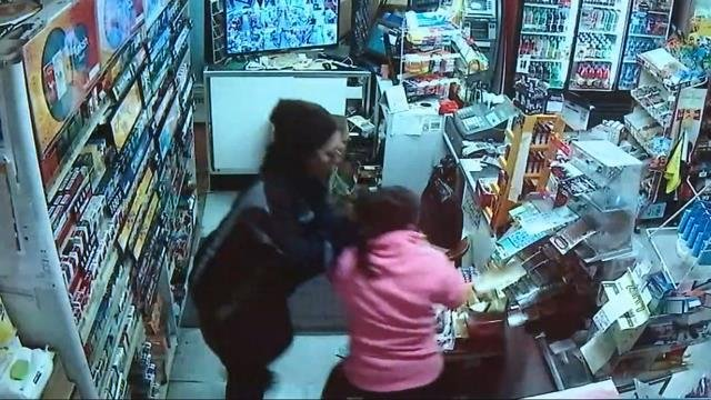 Police searching for woman suspected of robbing downtown Portland store