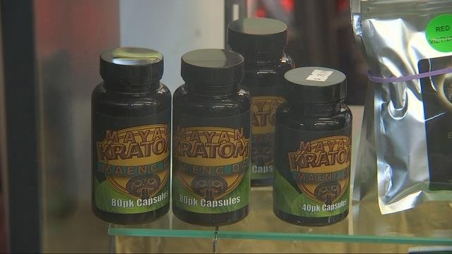 FDA issues warning about herbal supplement Kratom