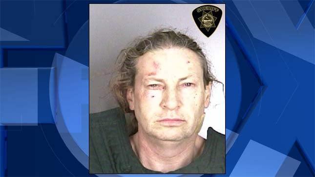 Randolph Dean Murie, jail booking photo