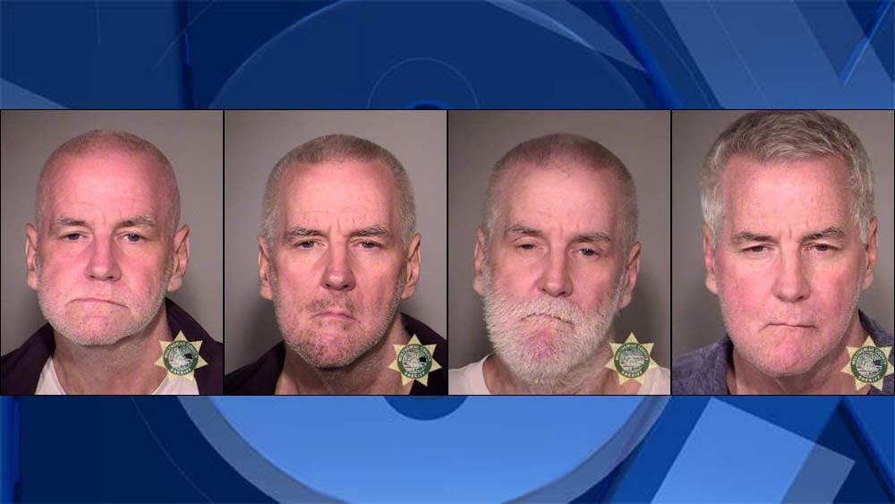 Dennis Davis jail booking photos