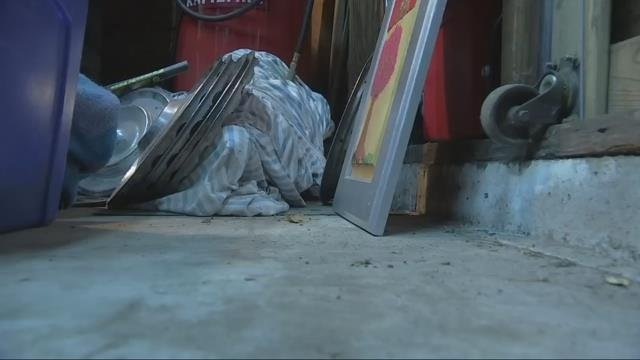 Neighbors say thieves broke into garage, then used stolen tools to steal more