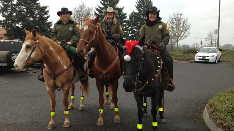 Photo: Clackamas County Sheriff's Office Posse