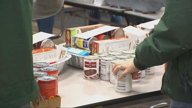 Local nonprofits say they have enough volunteers for Thanksgiving dinner