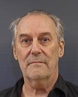 Richard Mershon, jail booking photo
