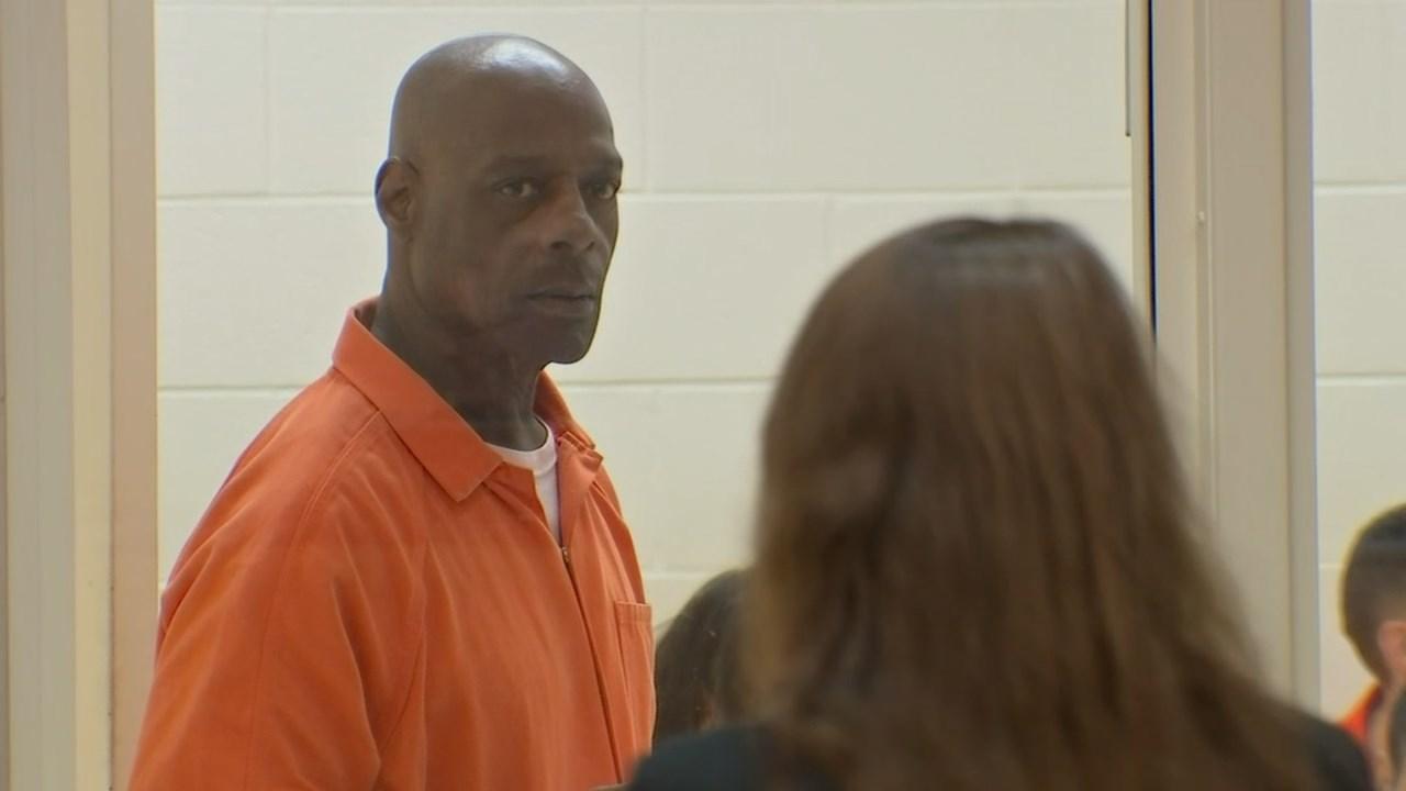 Ervin Solomon in court Thursday. (KPTV)