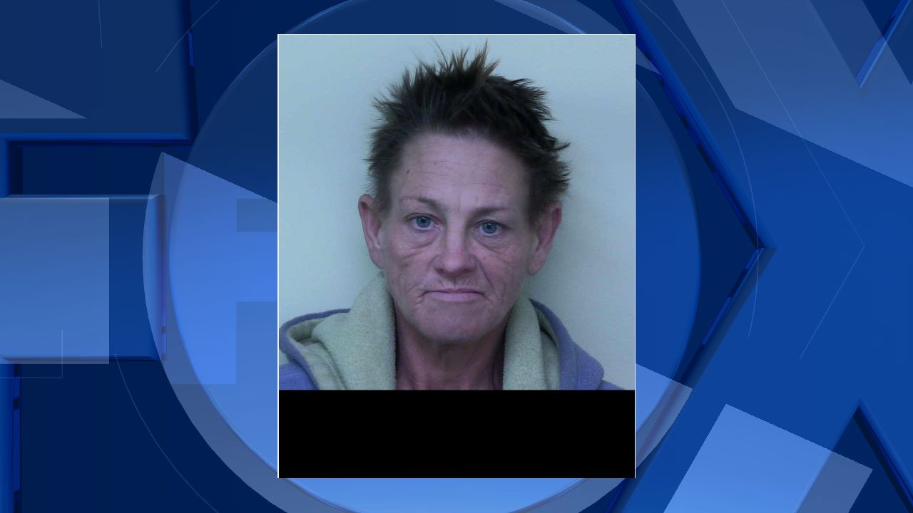 Tina Marie Hill (Photo released by Crook County Sheriff's Office)