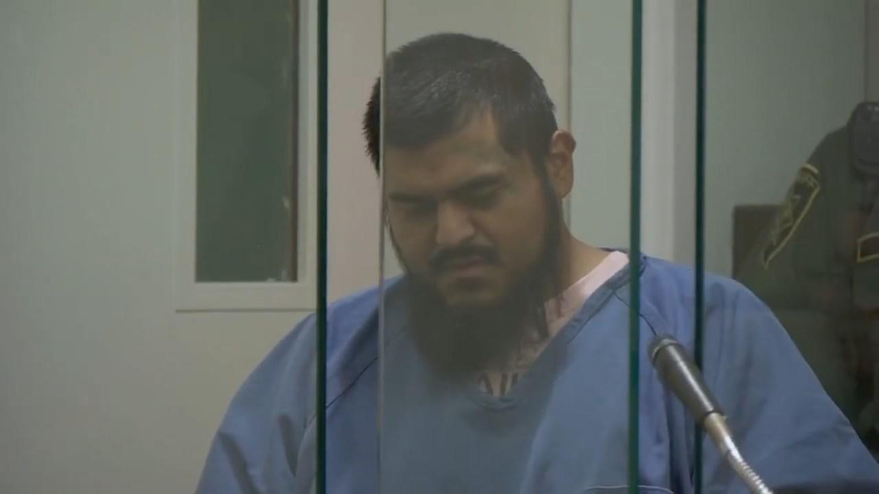 Robert Moran-Vasquez in court last week. (KPTV)