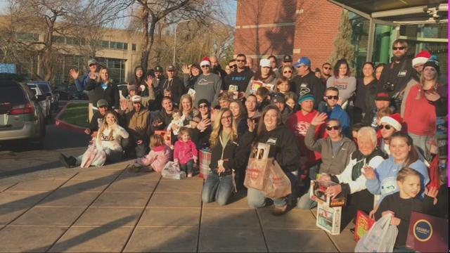 Oregon Subaru Club makes donation to FOX 12 Les Schwab Toy Drive