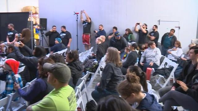 Powerlifting meet raises money for Doernbecher Children's Hospital