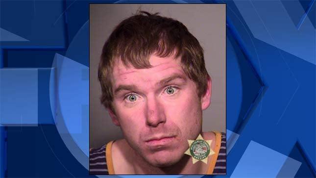 Tyler Nees, jail booking photo