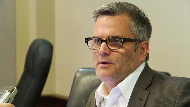 Former Portland Mayor Sam Adams (KPTV file images)