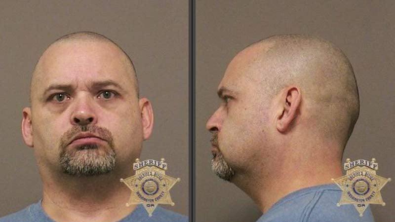 Kevin J. Kearns, jail booking photos