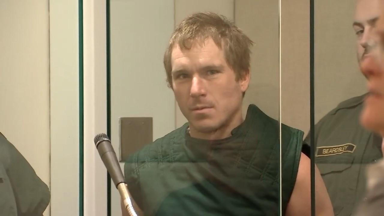 Tyler Nees in court on Friday (KPTV)