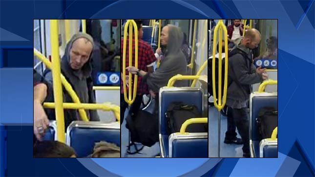 Surveillance images released by Gresham Police Department.