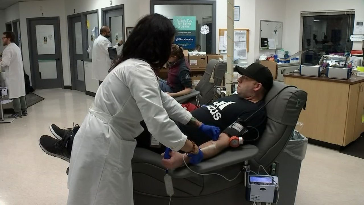 Bloodworks Northwest: Blood donations urgently needed after derailment