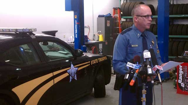 Lt. Gregg Hastings announces new developments in the death of Oregon teenager Cody Myers.