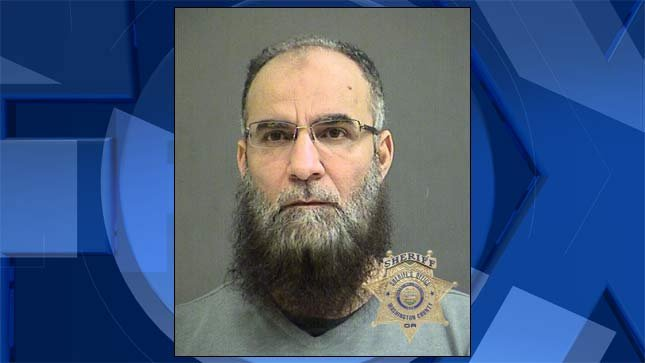 Muhammad L. Hasan, jail booking photo