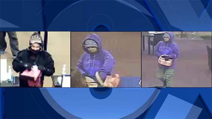 Credit union robberies suspect. (KPTV)
