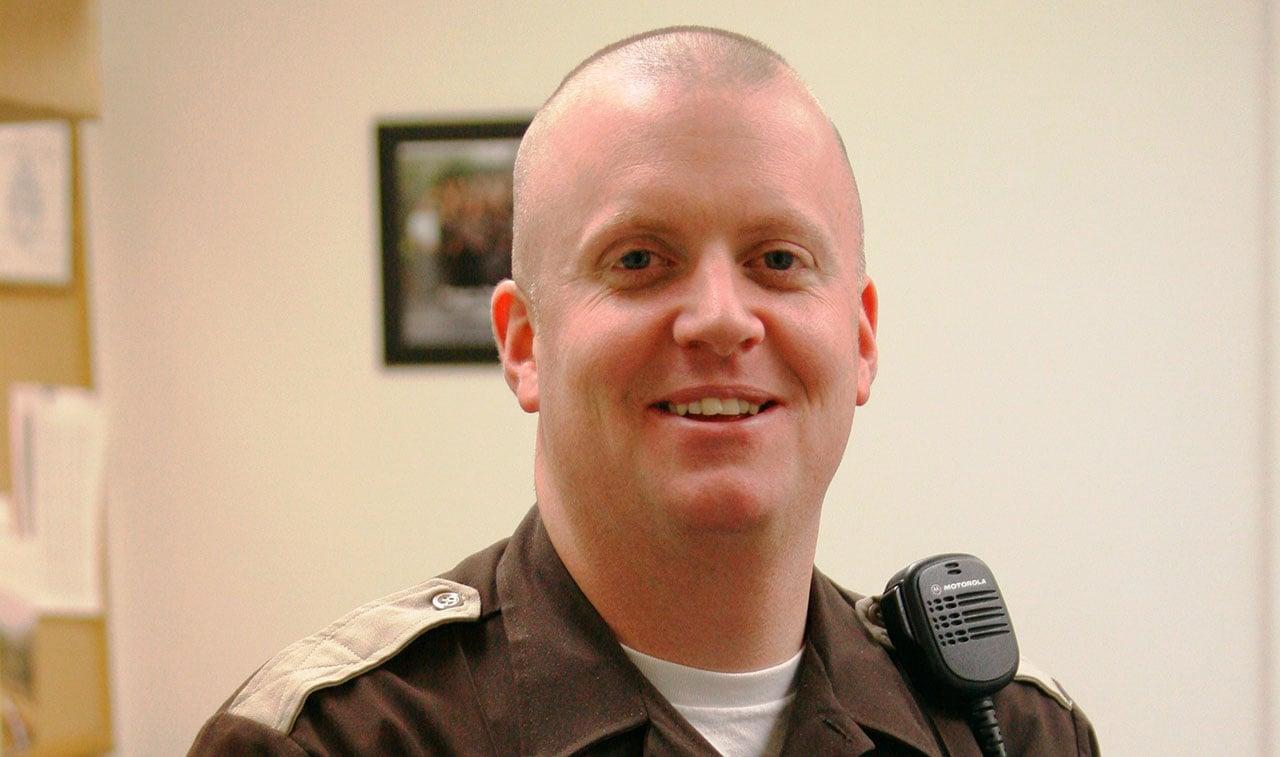 Deputy Kelly Fredinburg