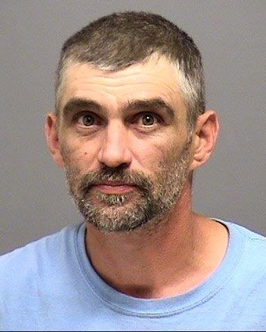 Nathaniel Fritz Macalevy, prior jail booking photo provided by Clackamas County Sheriff's Office