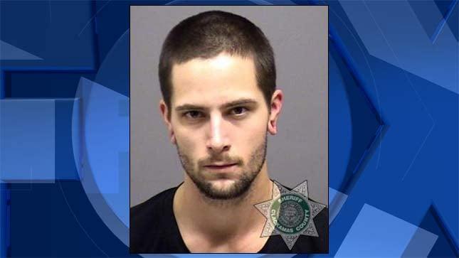 Joshua Taylor Hayward, jail booking photo