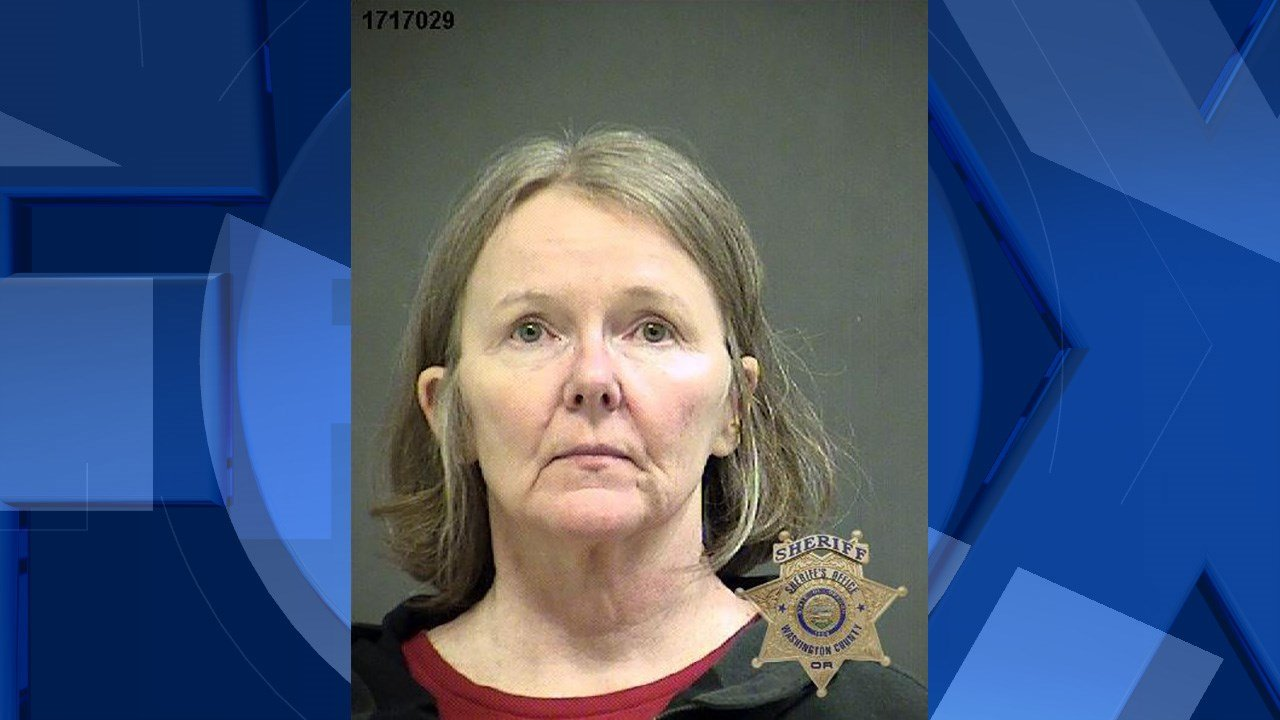 Michelle McMillan booking photo